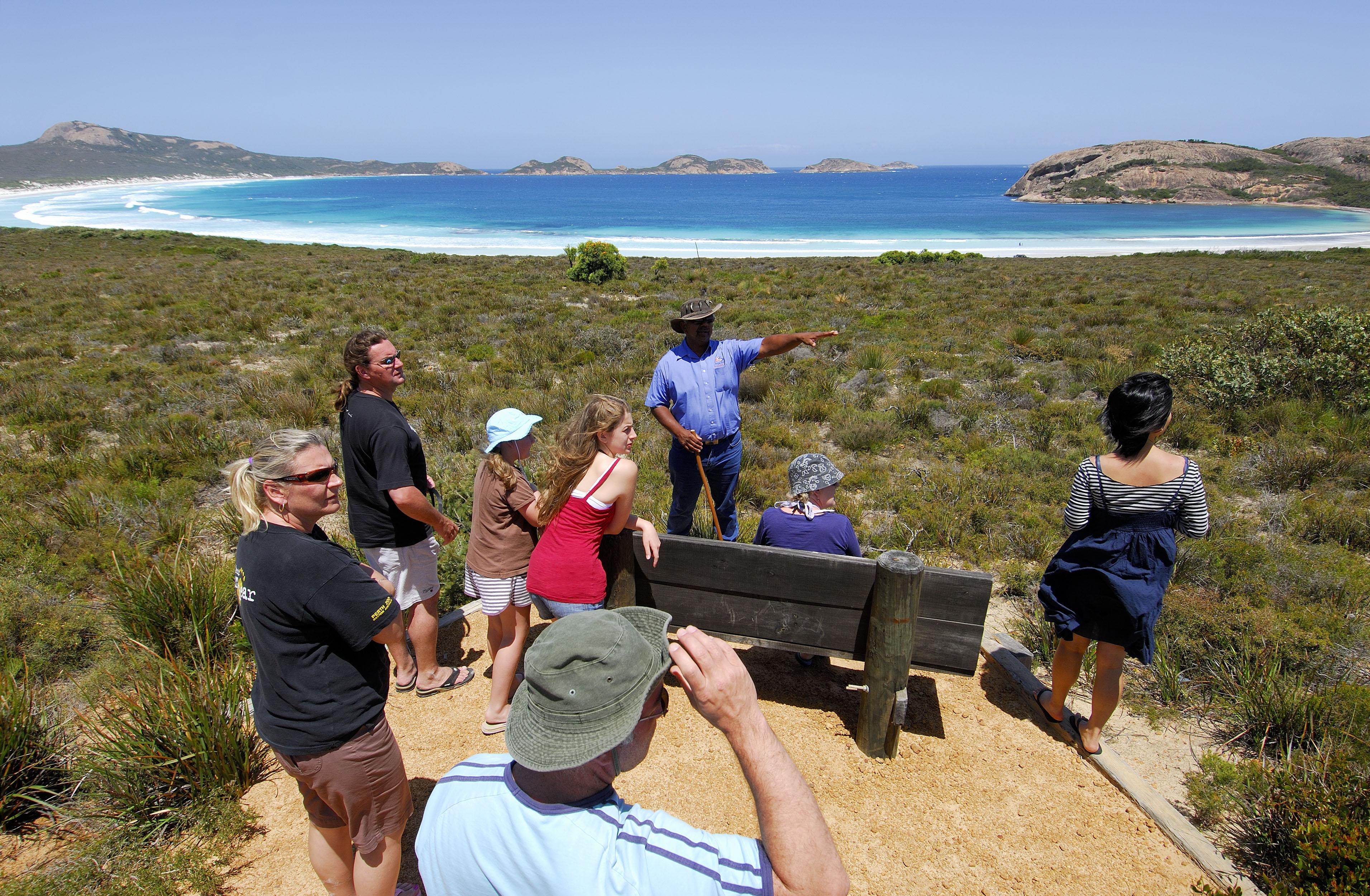 Bush Bay Western Australia Lucky Bay Western Australia